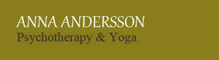 ANNA ANDERSON Psychotherapy & Yoga